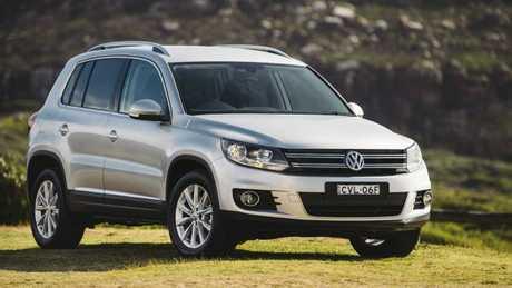 VW Tiguan: Vast amount of engine, drive and trim options.