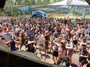 Festive fun at Earth Frequency Festival