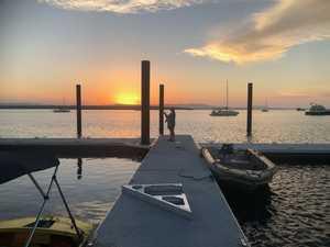 HOME BERTHS: New pontoons added to 1770 Marina