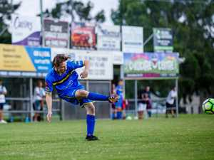 Football - Gympie United FC vs Coolum FC - Clay