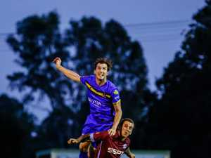 Football - Gympie United FC vs Coolum FC - Liam