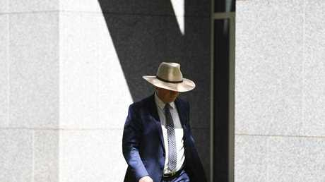 Australians want Joyce to resign