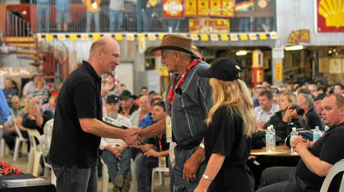 SACRED GROUND: The National Road Transport Hall of Fame plays host to the Alice Springs reunion each year.