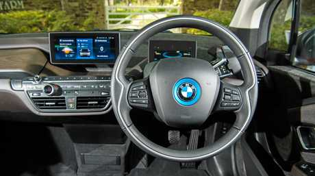 BMW has updated its i3 electric car, with the addition of a new i3s model which starts from $69,900.