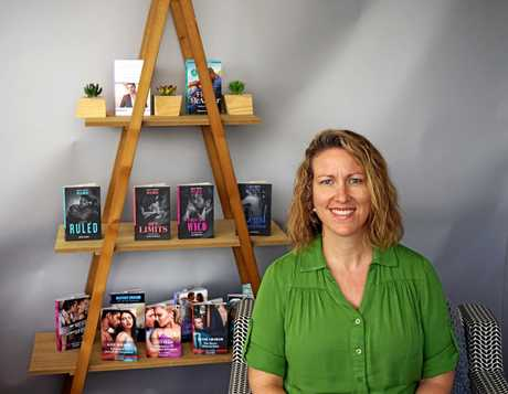 Mills & Boon publisher Kita Kemp is excited about the new Dare range of books.