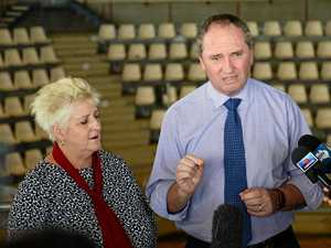Landry accuses media of undertaking Joyce 'witch-hunt'