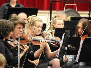Concert to mark a centenary
