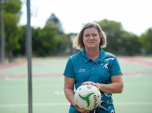 LET'S PLAY: Rockhampton Netball Association treasurer Julie-Ann Thackeray is gearing up for another big year.