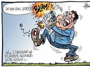 Character assassination 'misguided': George Christensen