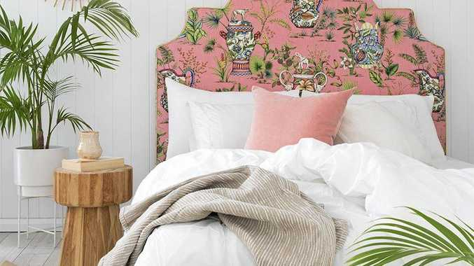 Toowoomba artist creating unique bedheads
