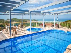 A chance to own one of the best views on the Coffs Coast