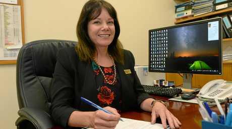 Principal Kirsten Dwyer.