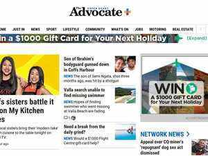 The Advocate's fresh new look online