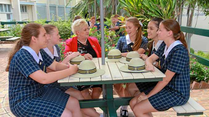 STUDENT CONSULTATION: Michelle Landry is taking a stand against bullying after hearing from students and parents across Capricornia.
