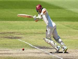 Queensland stay top after draw at the MCG