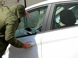 CRIME SPIKE: Mass car theft sparks police warning
