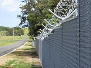 TOO BARBARIC? Much ado about a razor wire fence