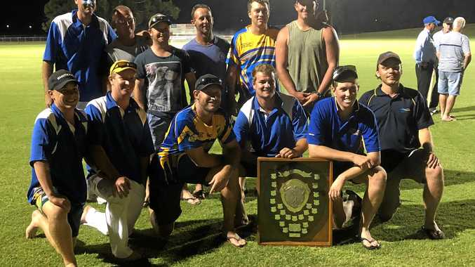 Lower Clarence claimed its third consecutive Cotten Shield trophy after defeating Clarence River.