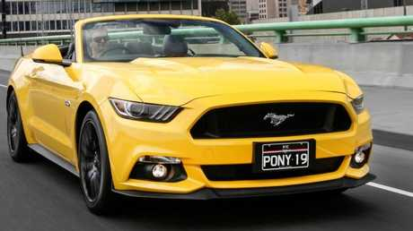 Dream car: Ford Mustang