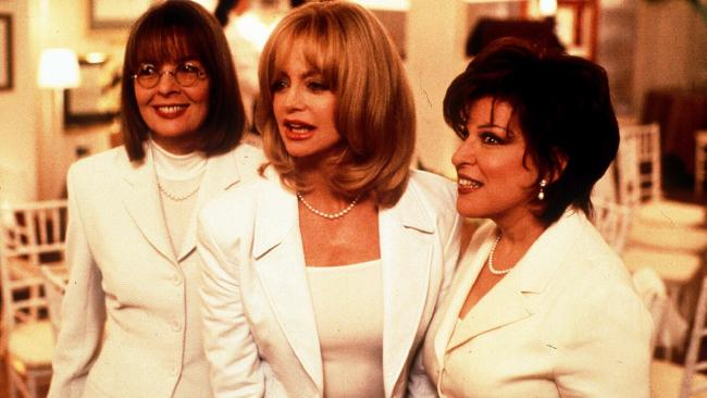 The First Wives Club could have been a documentary.