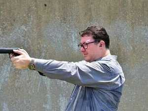 The world reacts to THAT gun photo of George Christensen