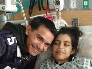 19-year-old cancer patient Lydia Dominguez married her boyfriend Joshua Ordonez just two days before she died.