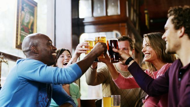 New research has found that there are four different types of drinkers.