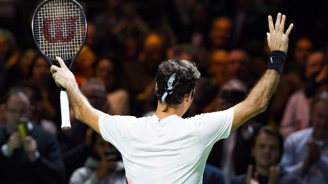 Roger Federer is closing in on 100 titles.