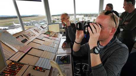 Air traffic control recordings span the whole event - from first sightings through to air safety inquiries made immediatley after the incident.