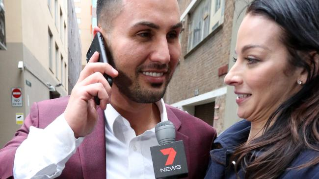 Salim Mehajer, the disgraced former deputy major of Auburn is facing court over an alleged assault of Channel 7 reporter Laura Banks.