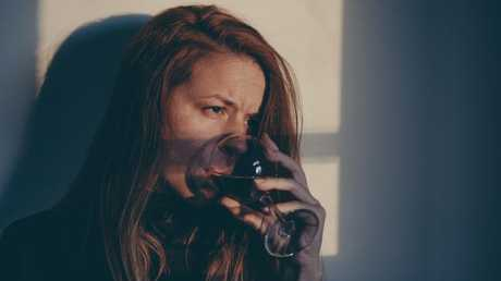 Drinking to cope ultimately causes more problems as personal issues are not being dealt with. Picture: iStock