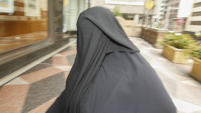 Moutia Elzahed appeared at Sydney's Downing Centre district court today. Source: AAP Image/Glenn Campbell.