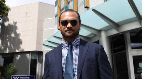 Police have dropped a cocaine charge against Queensland Reds rugby union player Karmichael Hunt. Picture: AAP Image/Dan Peled