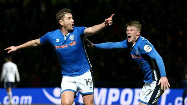FA Cup: Rochdale Set Up Wembley Replay After Dramatic Draw With Tottenham