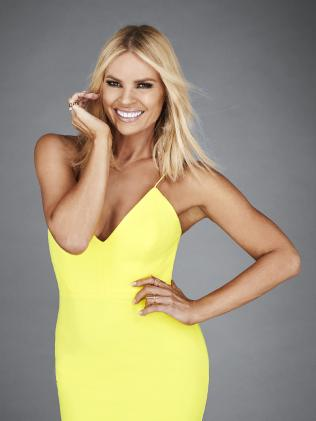 Sonia Kruger is happy the Logies are coming to the Gold Coast.