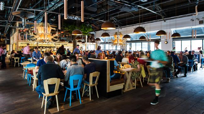 Rockpool Dining Group will bring three German restaurants to southeast Queensland this year.