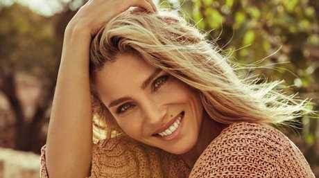 Elsa Pataky heads up Gioseppo's campaign. Picture: Supplied