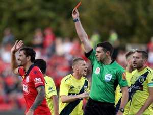 Reds slam FFA citing of Gulum after send off