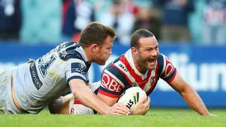 Cordner will stick with the Roosters until the end of 2023.