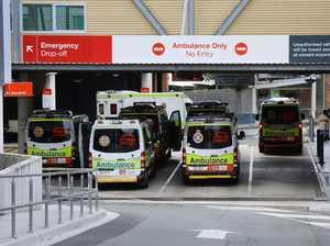 Hospital staff facing record emergency department demand