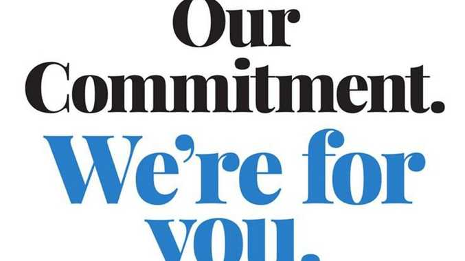The Daily Examiner: We're For You