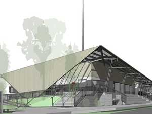 Council tenders for new sports clubhouse in Highfields