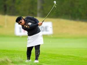 Kim brings personality to fairways and greens