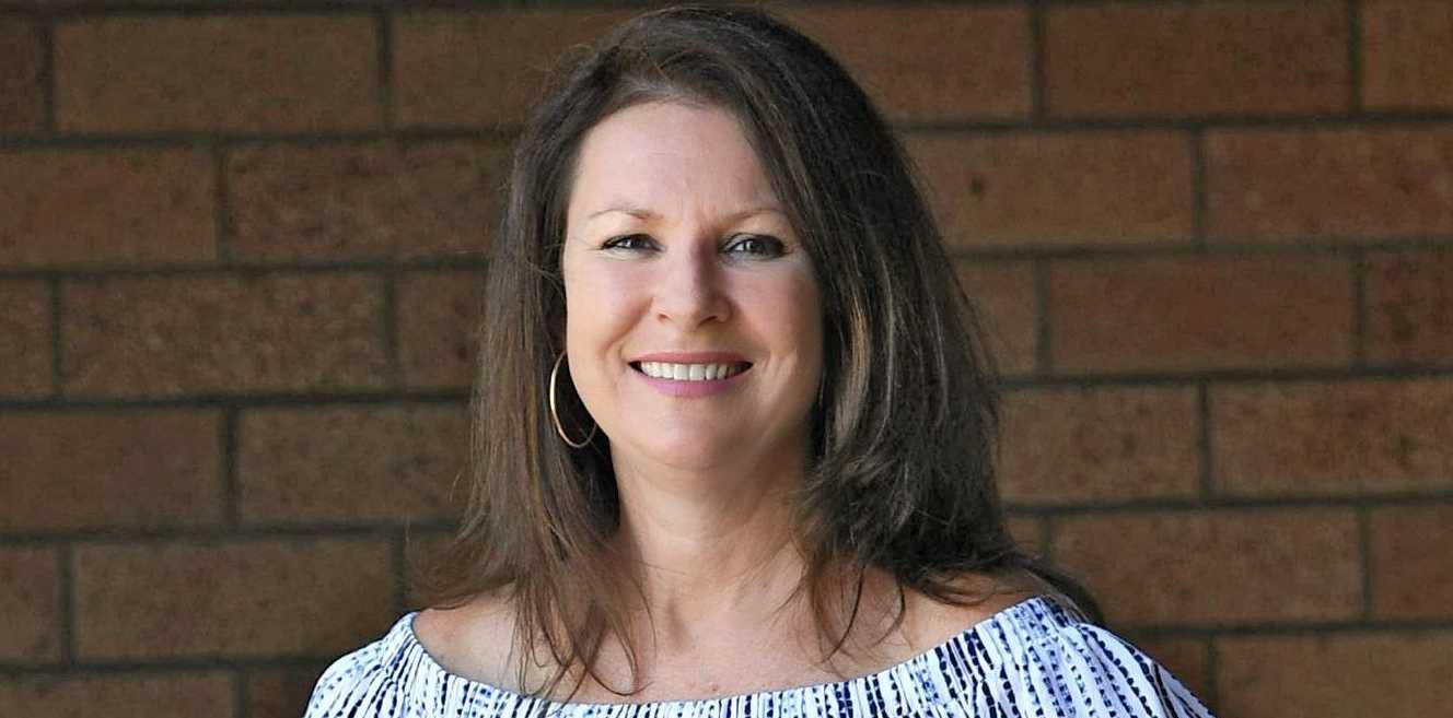 Editor Shelley Strachan.