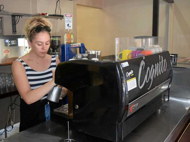 Cafe Cognito will be officially open for business again this week, with Chloe Jolley employed as their full time barista.