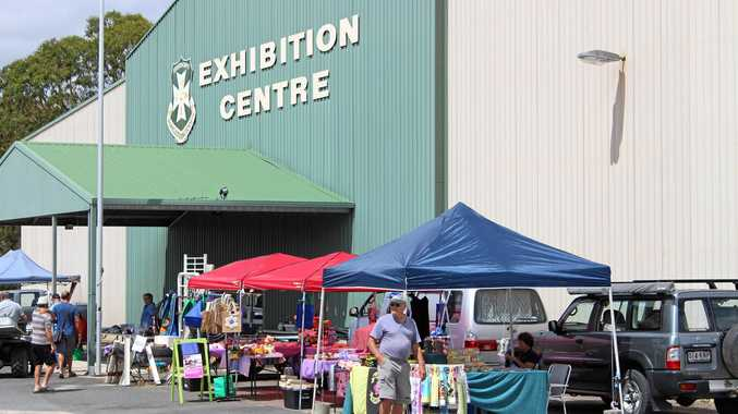Stanthorpe's exhibition centre will undergo a face-lift courtesy of grant funding.