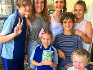 Neighbourly love helps family recover from fire