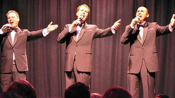 MUSICAL EXTRAVAGANZA: Attori the Entertainers are coming to Capella to celebrate the Capella Cultural Centre's 25th anniversary.
