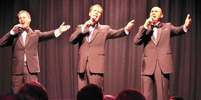 MUSICAL EXTRAVAGANZA: Attori the Entertainers are coming to Capella to celebrate the Capella Cultural Centre's 25th anniversary.