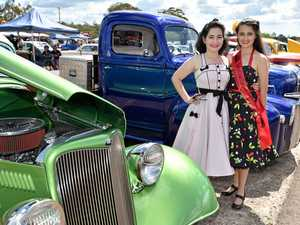 Hot rods, custom cars shine up for event